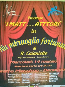 nu bruoglio furtnate a benevento